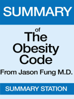 The Obesity Code | Summary