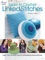 Learn to Crochet Linked Stitches