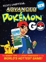 Pojo's Unofficial Advanced Pokemon Go