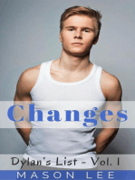 Changes (Dylan's List - Vol. 1)