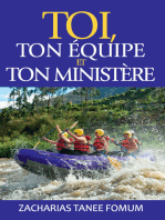 Toi, Ton Équipe, et Ton Ministère
