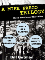 A Mike Fargo Trilogy