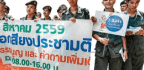 Thais Vote on a New Constitution Under the Military's Thumb