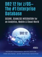 DB2 12 for z/OS—The #1 Enterprise Database