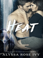 Heat (The Grizzly Brothers Chronicles #2)