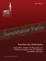 Facetten des Judentums