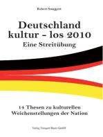 Deutschland kultur - los 2010