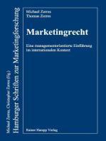 Marketingrecht