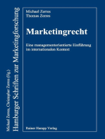 Marketingrecht