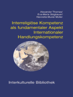 Interreligiöse Kompetenz als fundamentaler Aspekt