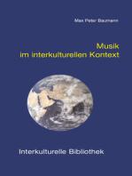 Musik im interkulturellen Kontext