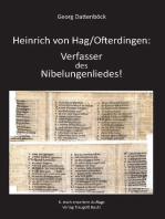 Heinrich von Hag/Ofterdingen