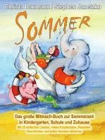 """Noten zur CD """"SOMMER"""" von Stephen Janetzko (Liedheft)"""