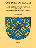 Culture of Place:: An Intellectual Profile of the Premonstratensian Order