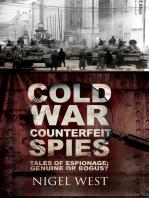 Cold War Counterfeit Spies