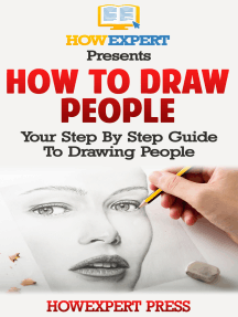 How To Draw People: Your Step By Step Guide To Drawing People