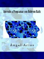 Aprende a Programar con Ruby on Rails