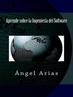 Aprende sobre la Ingeniería del Software