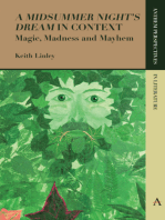 'A Midsummer Nights Dream' in Context