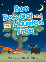 Boo Boo Cat and the Haunted Tree