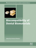 Biocompatibility of Dental Biomaterials