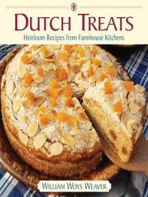 Dutch Treats: Heirloom Recipes from Farmhouse Kitchens