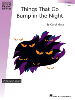 Things That Go Bump in the Night