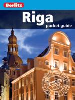 Berlitz Pocket Guide Riga (Travel Guide eBook)