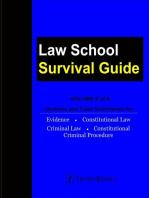 Law School Survival Guide (Volume II of II)