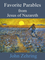 Favorite Parables from Jesus of Nazareth