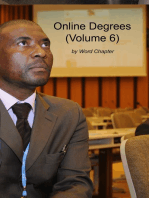 Online Degrees (Volume 6)