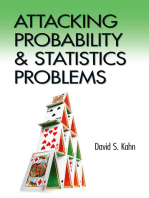 Attacking Probability and Statistics Problems