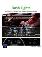 Dash Lights - Illuminating Changes from the 60's Through the 90's