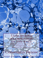 Ultrasound Examination Of The Knee