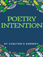 Poetry Intention