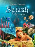 Splash Ocean Girl