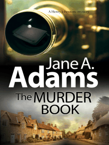 Murder Book, The: A new 1920s mystery series