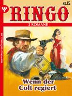 Ringo 3 Romane Nr. 15 – Western