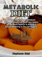 Metabolic Diet