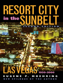 Resort City In The Sunbelt, Second Edition: Las Vegas, 1930-2000