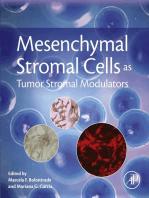 Mesenchymal Stromal Cells as Tumor Stromal Modulators