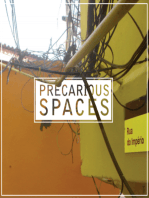 Precarious Spaces: The Arts, Social & Organisational Change
