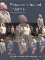 Research-based Theatre