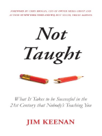 Not Taught