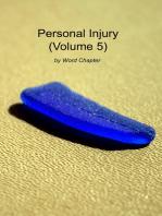 Personal Injury (Volume 5)