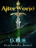 AlterWorld (LitRPG
