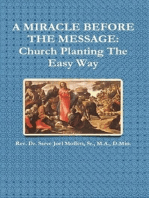 A Miracle Before The Message
