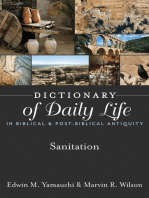 Dictionary of Daily Life in Biblical & Post-Biblical Antiquity