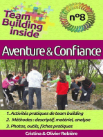 Team Building inside n°8 - aventure & confiance