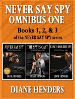 Never Say Spy Omnibus One